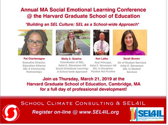 Building an SEL Culture: SEL as a School-wide Approach